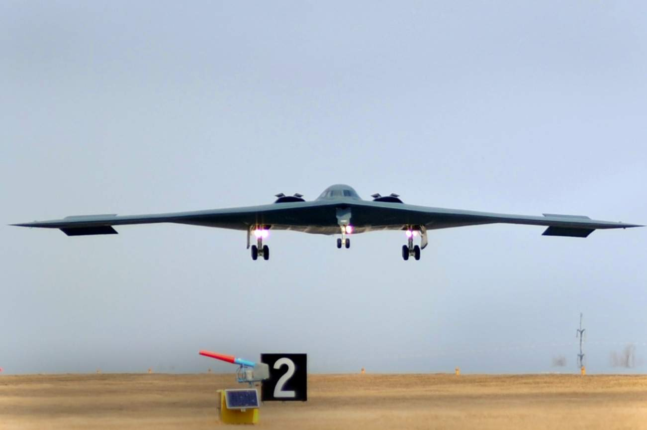 New Details Are Emerging On America's Next-Generation B-21 Stealth Bomber
