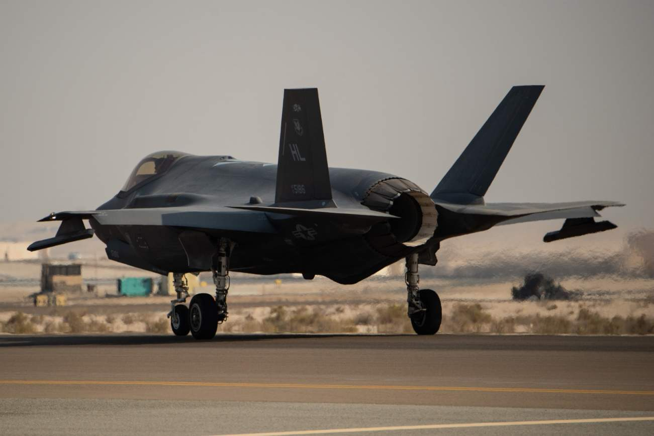 With Hypersonic Missiles, Israel's F-35s Are Upping The Ante In Syria