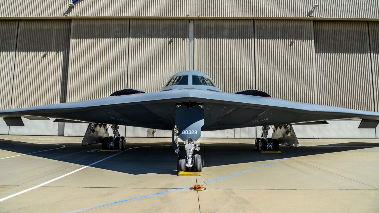 Should America Sell This U.S. Ally Stealth B-21 Bombers?