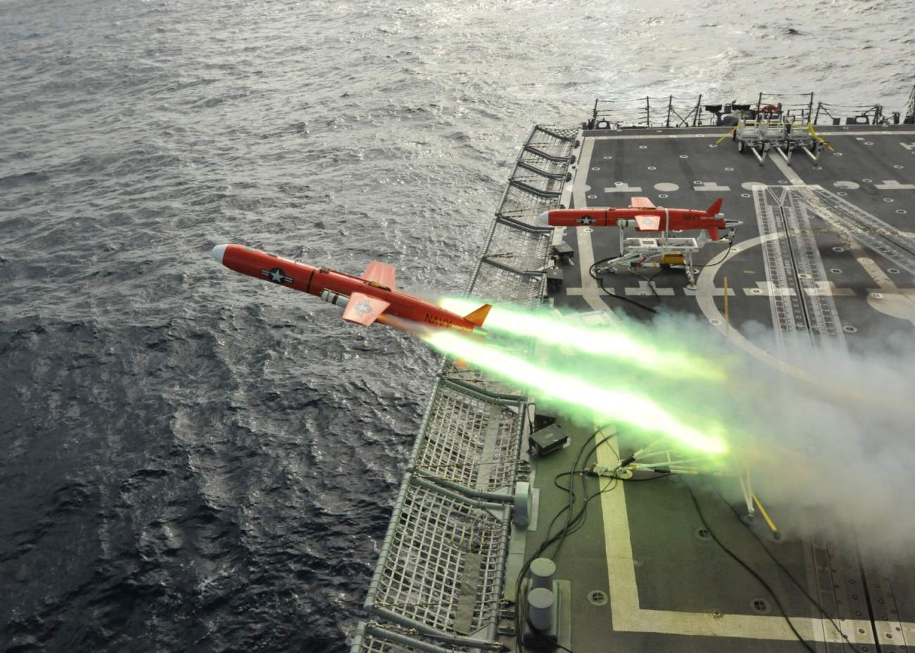 This Is How The Navy Will Use Drones To Destroy Chinese Submarines