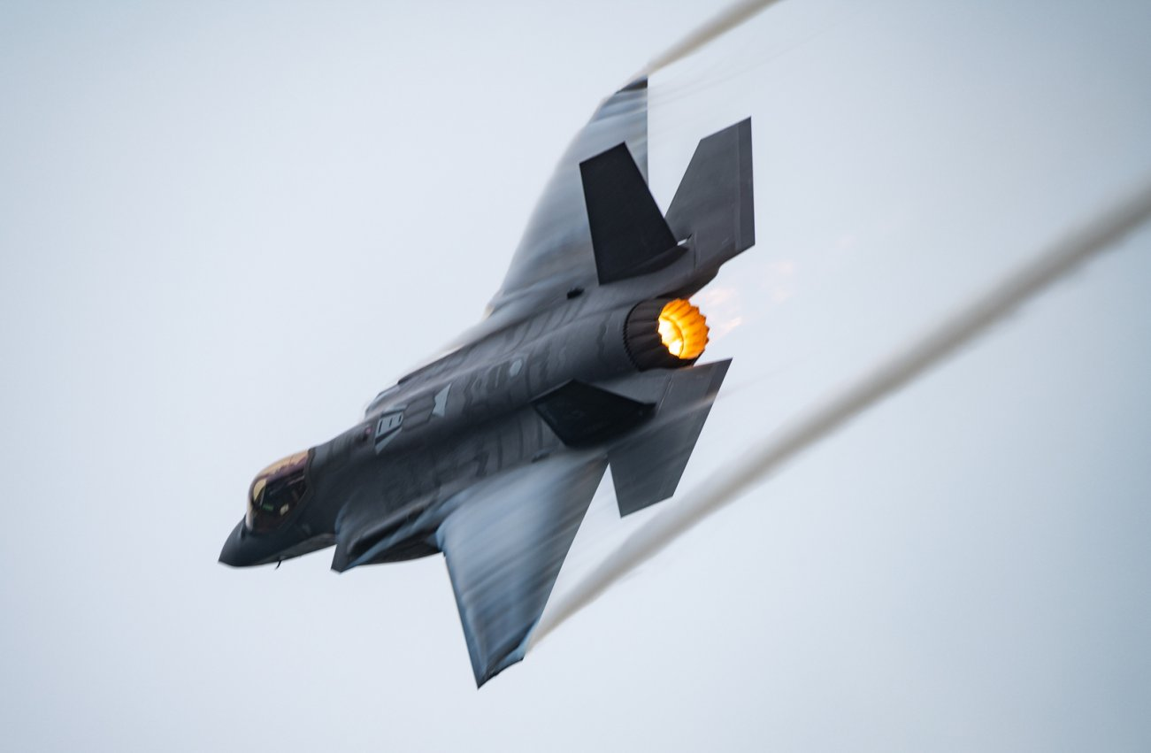 The F-35 Is America's 'Jack of All Trades' Stealth Jet, But It Has A 'Secret'.