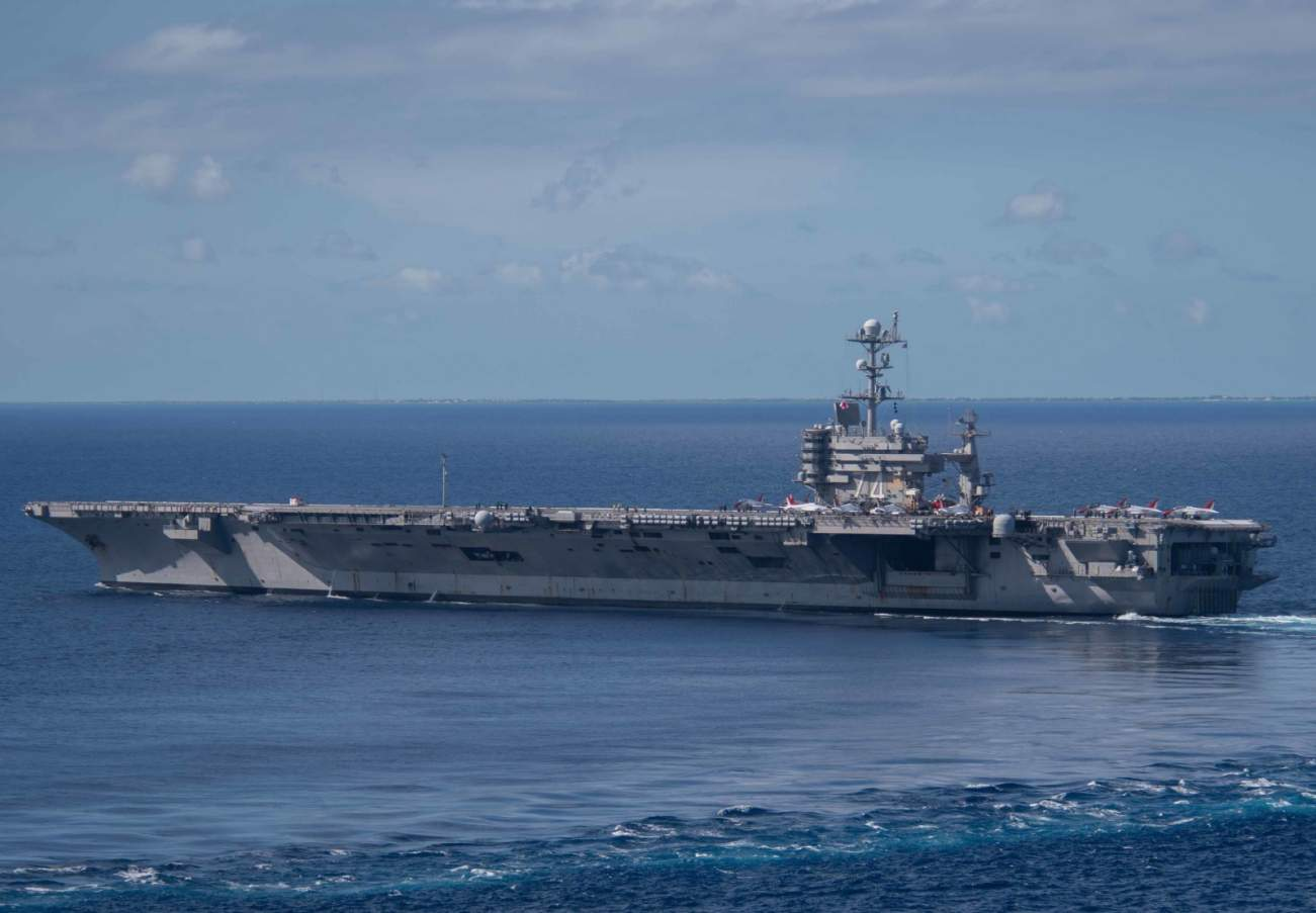 The Navy Has Spent $13 Billion On An Aircraft Carrier That Can't Deploy