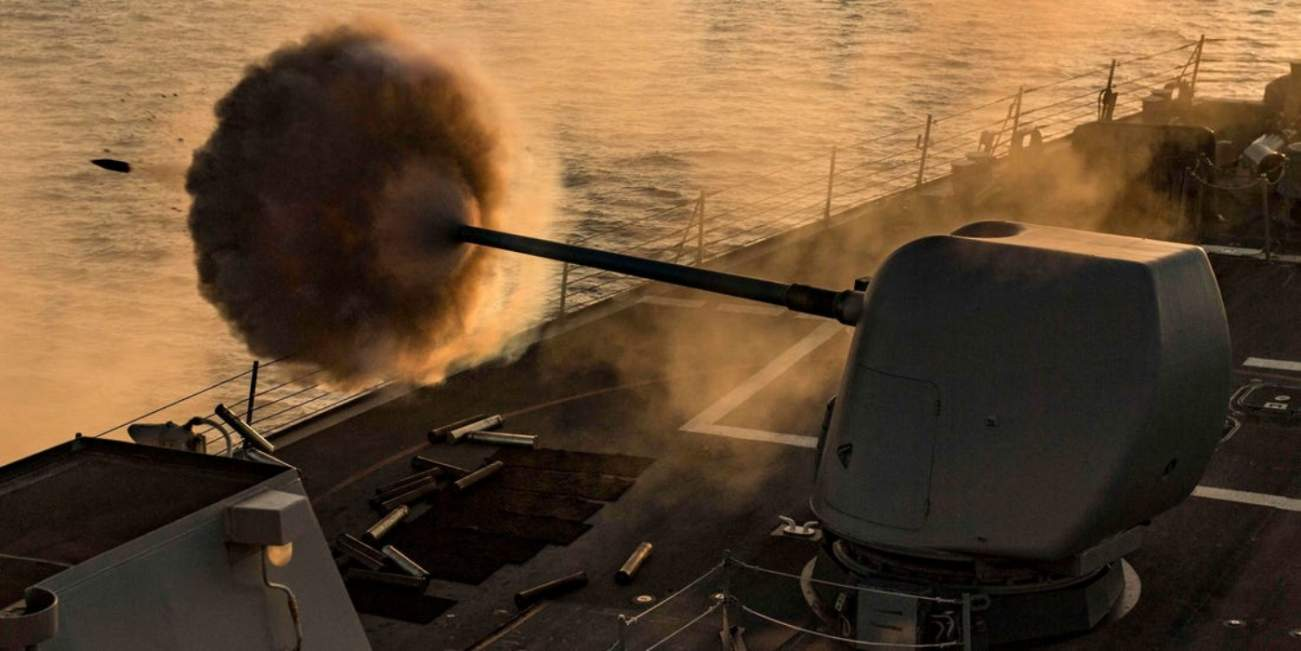 The Navy Is Getting Railguns, And Not Even Mountains Will Stand In Their Way