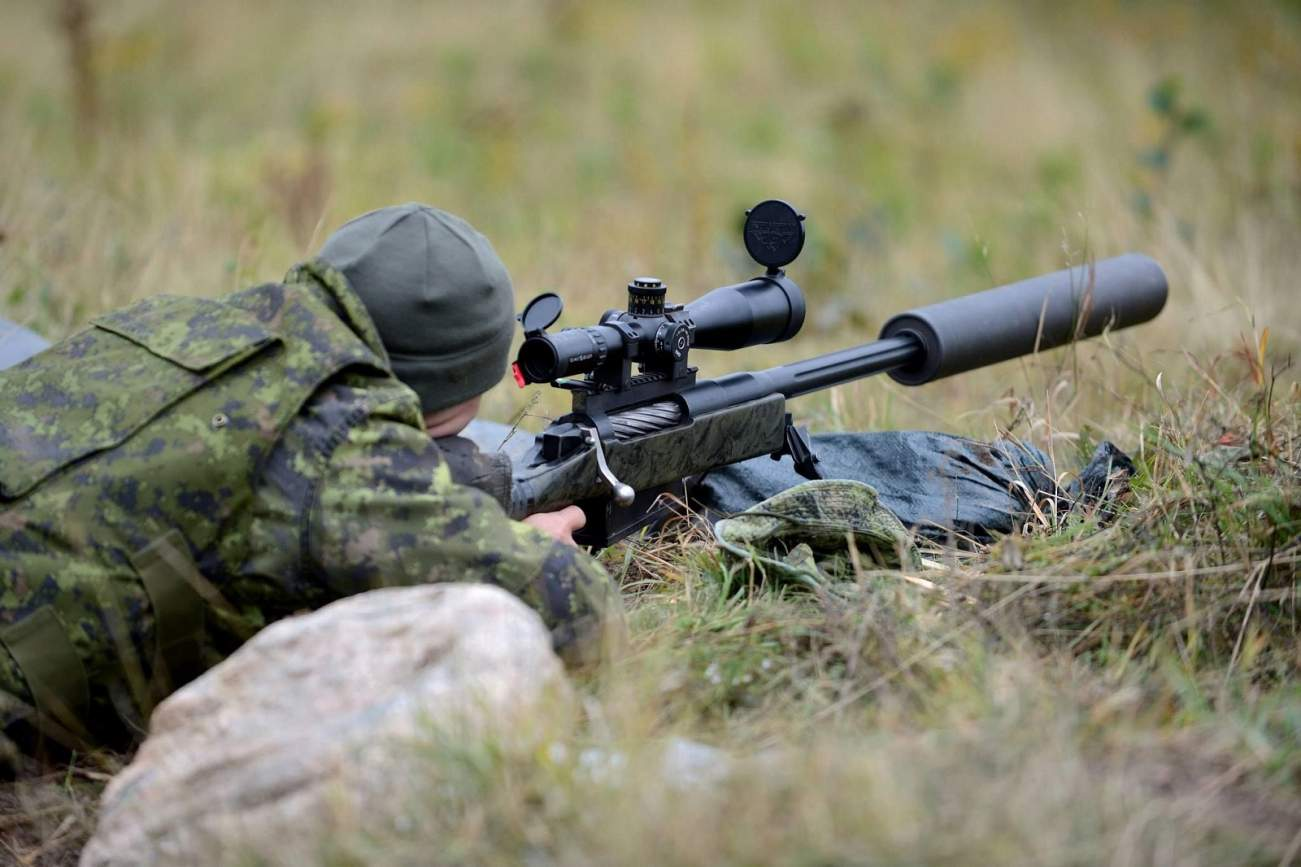 You're Dead at 3,871 Yards: The Inside Story of the Longest Range Sniper Kill