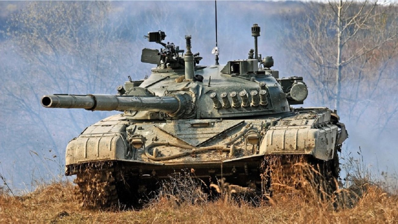 See This Tank? It Was Born with Both Russian and American 'DNA'