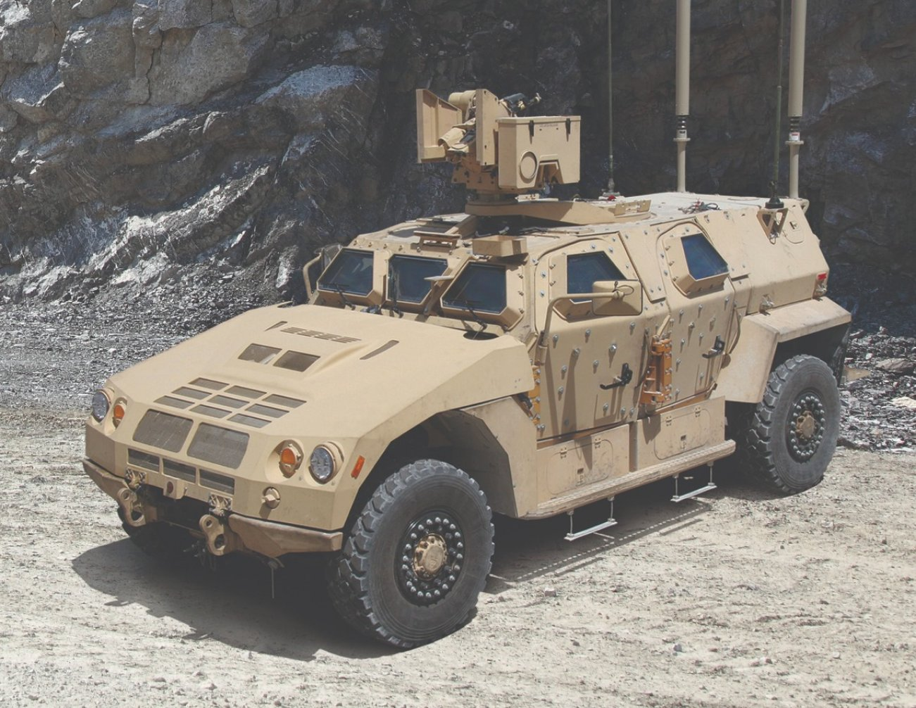Why the U.S. Marine Corps Wants to Turn Its Trucks Into Tank-Destroyers
