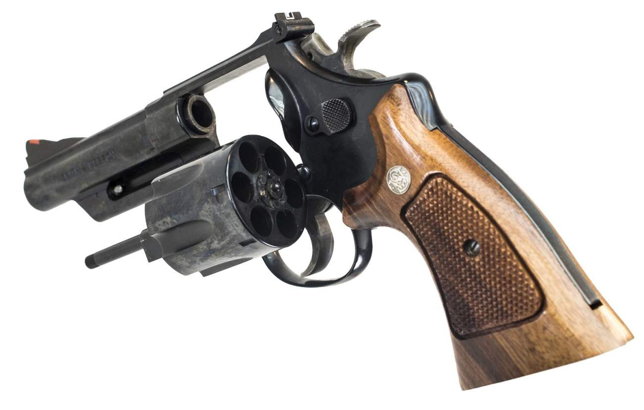 The .44 Magnum: The Old 'Dirty Harry' Gun That Is Still a Legend