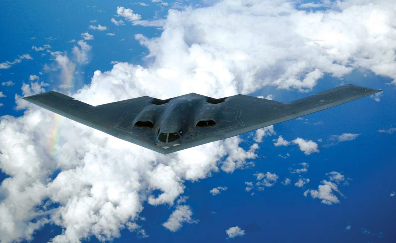 China Is Building Its Very Own Stealth Bombers: Meet the H-20 and JH-XX