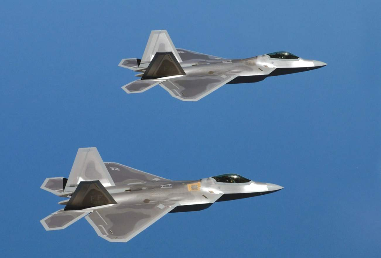 In The Age Of The F-35, The F-22 Raptor Is Getting A New Mission