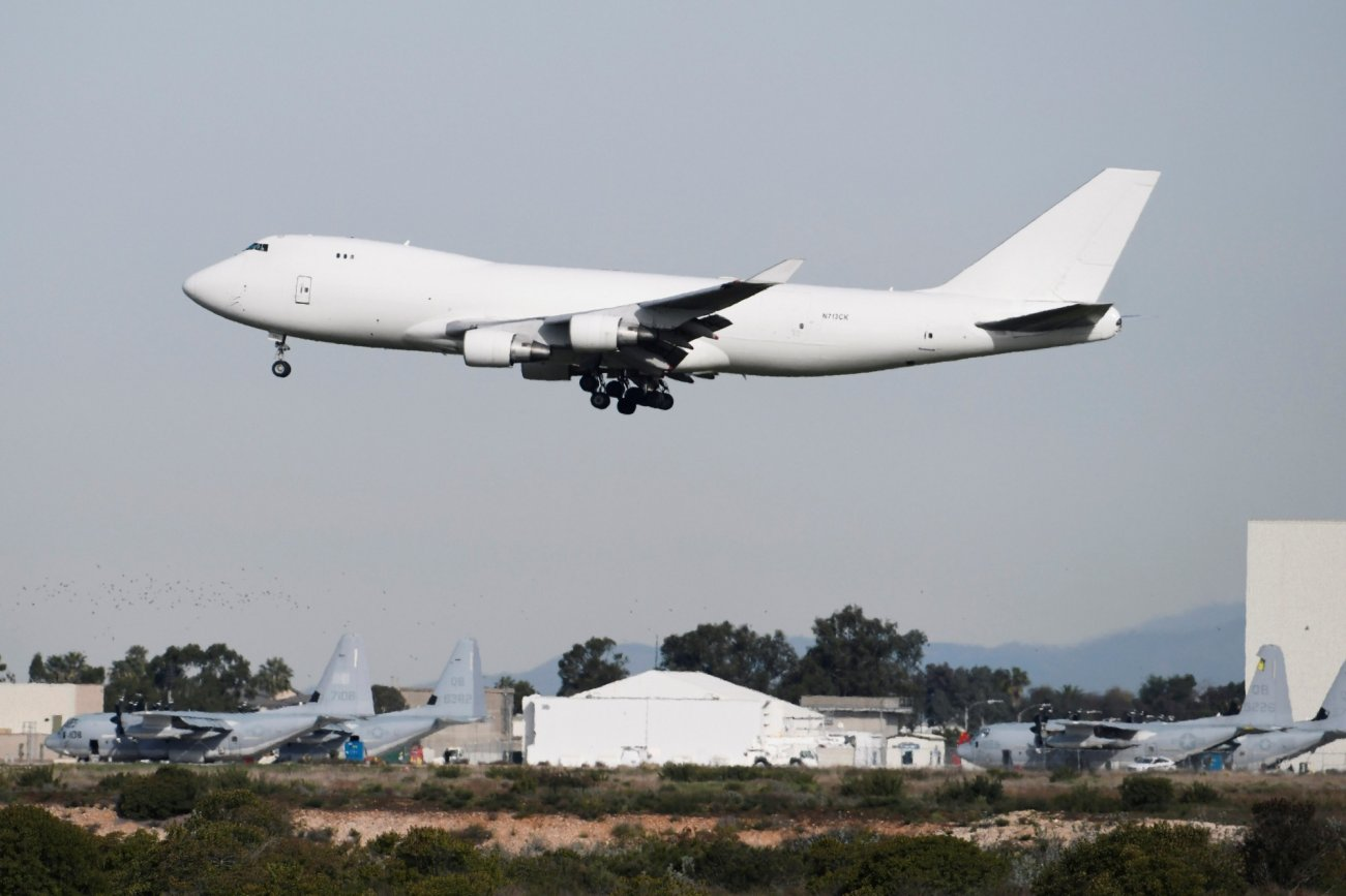 The U.S. Military Tried to Arm Boeing 747s With Laser Weapons