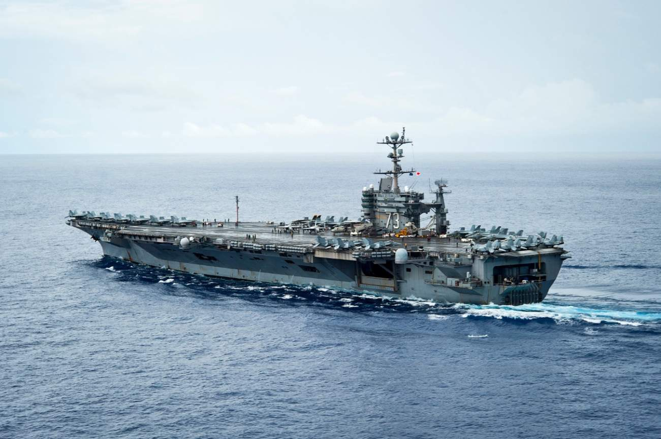 The Navy Has Built Too Many Aircraft Carriers For Its Own Good