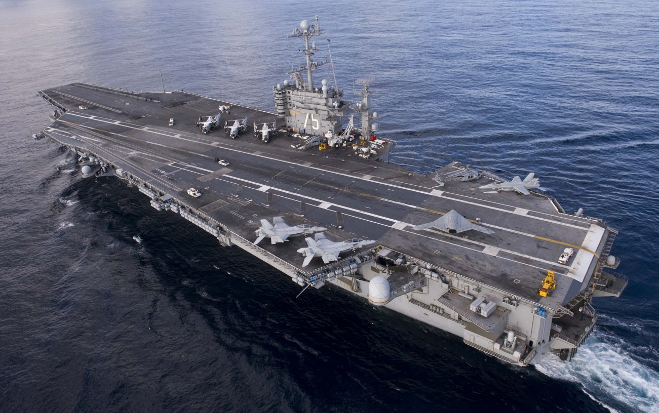 The U.S. Navy's Big Mistake—Building Tons of Aircraft Carriers