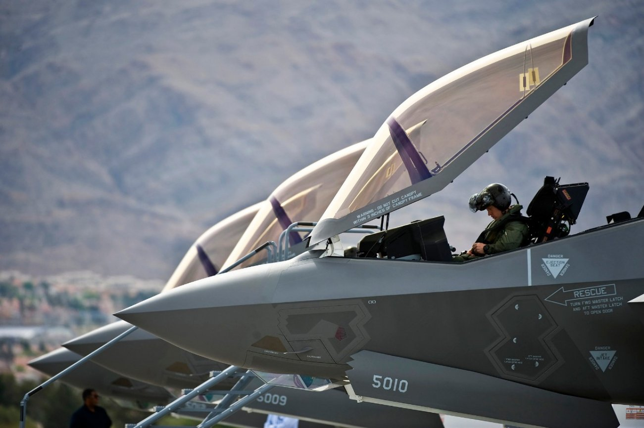 Is Qatar the Next F-35 Customer? Not if Israel Has its Way.