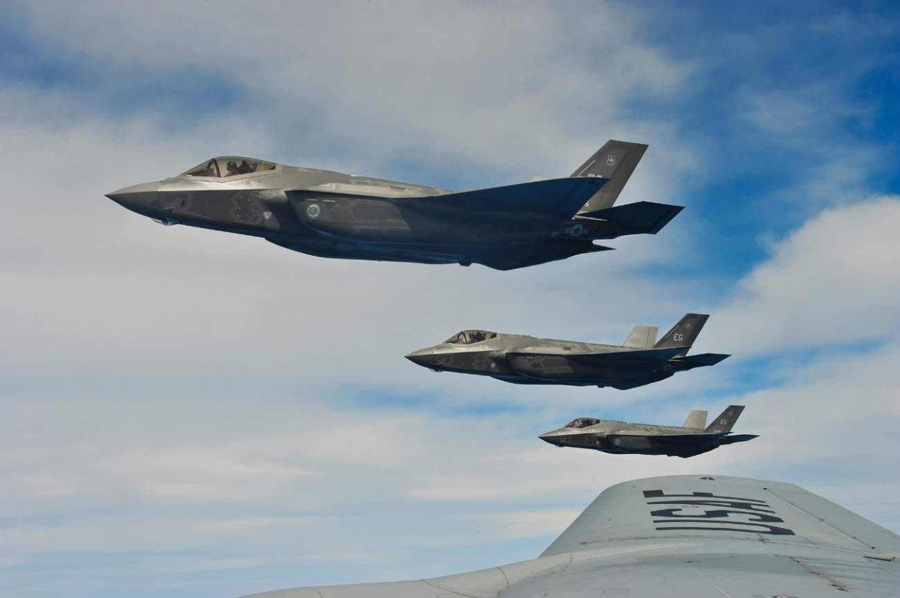 Inside Look: How America Makes Its F-35 Stealth Fighter
