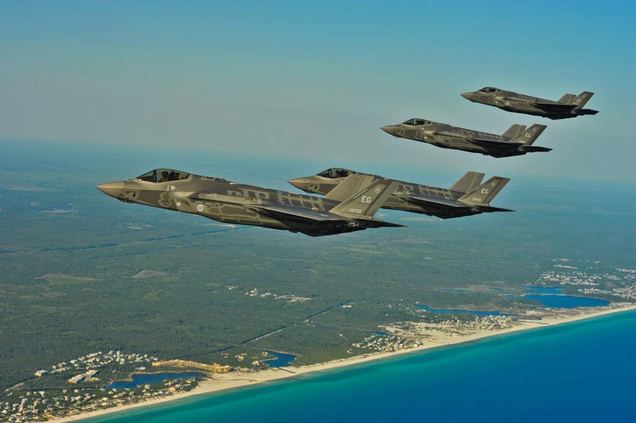 Canada Needs New Aircraft, Could The F-35 Fit The Bill?