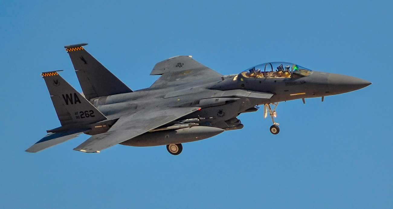 F-15: The Air Force Fighter No One Wants To Fight