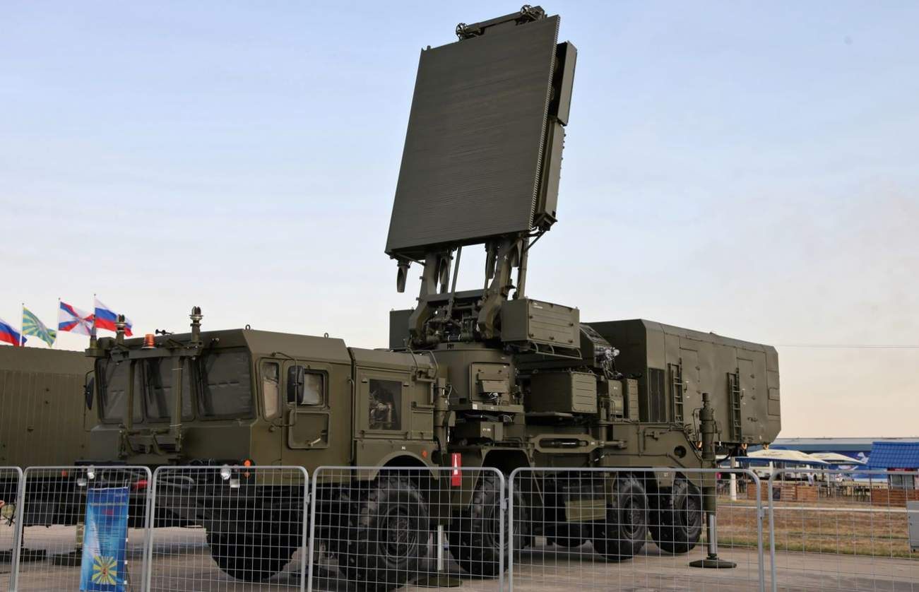 Russia's S-500, the Ultimate Missile Defense System