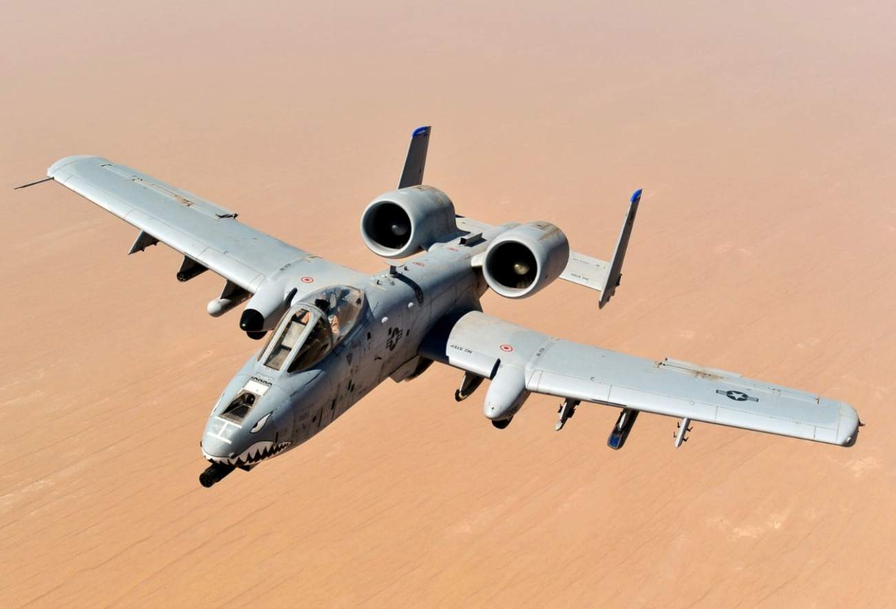America's A-10 Warthog Will Never Die For This Reason