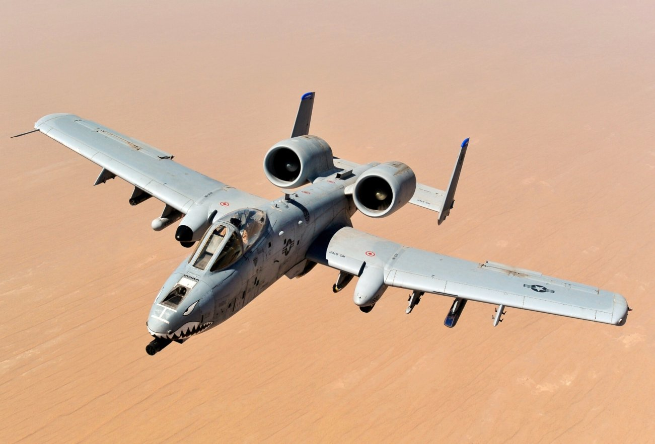 America's Troops Aren't Ready To Trade The A-10 For The F-35