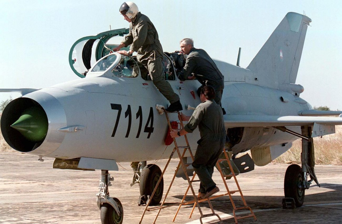A Century of War: How Russia's MiG-21 Fighter Could Keep on Going