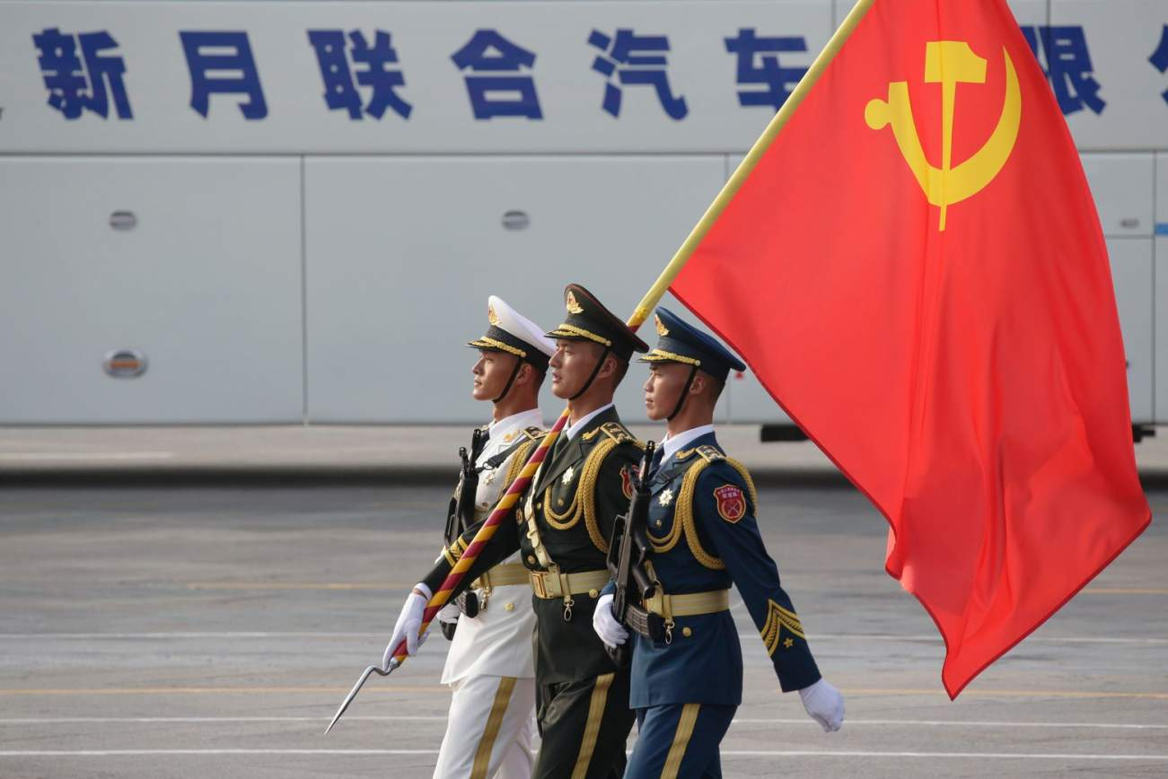 Why China's Lack of Experience Could Doom It in a War