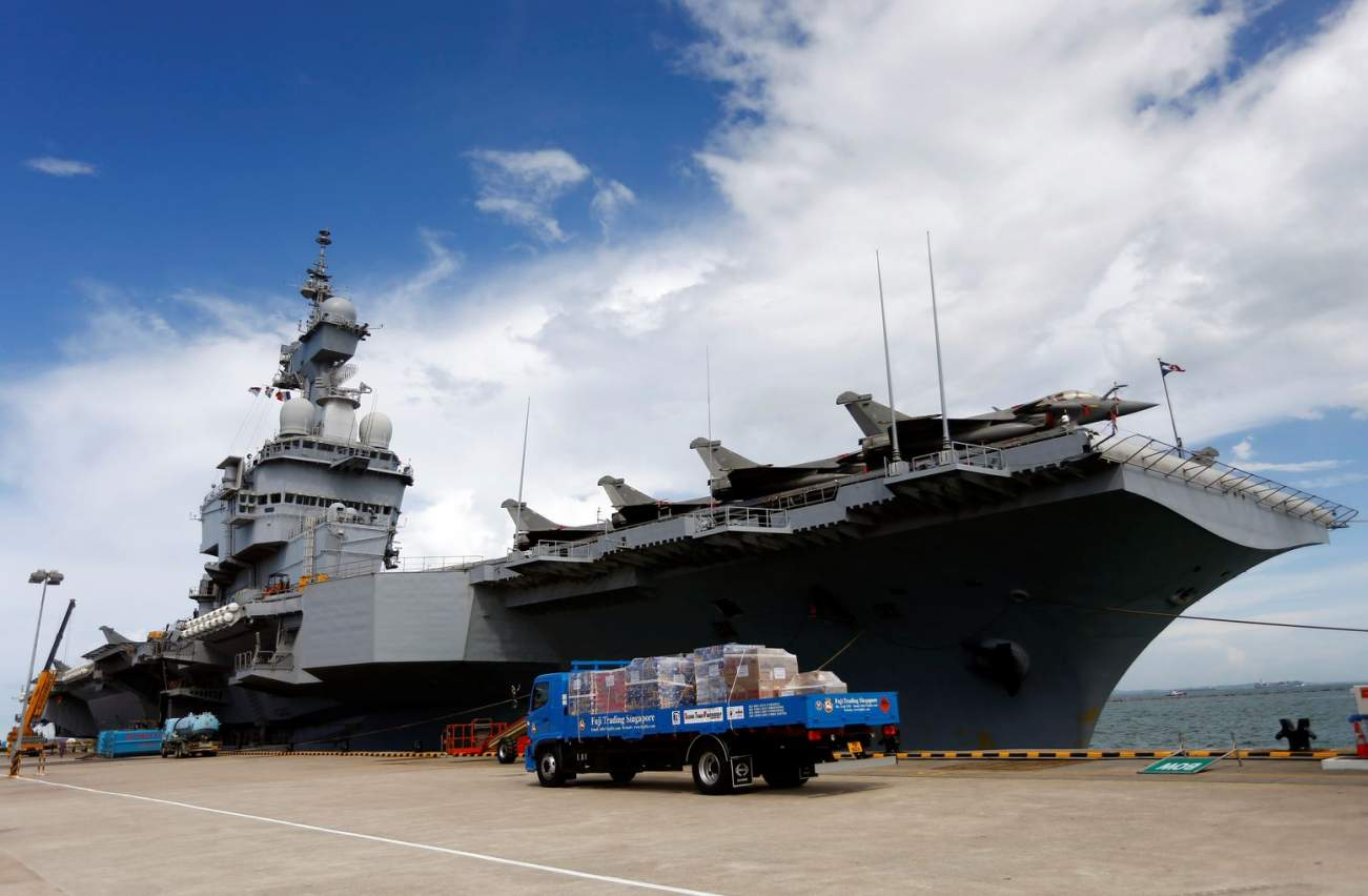 Could Europe Ever Build Its Own Aircraft Carrier?