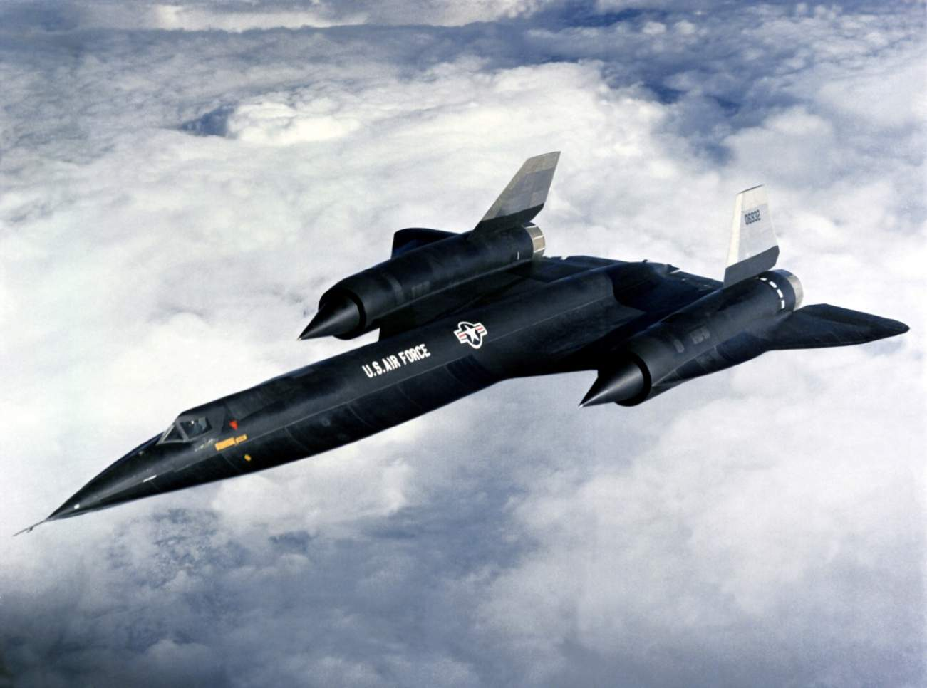 A Mini SR-71? Meet the CIA's A-12 Oxcart (We Don't Know How Fast It Could Fly)