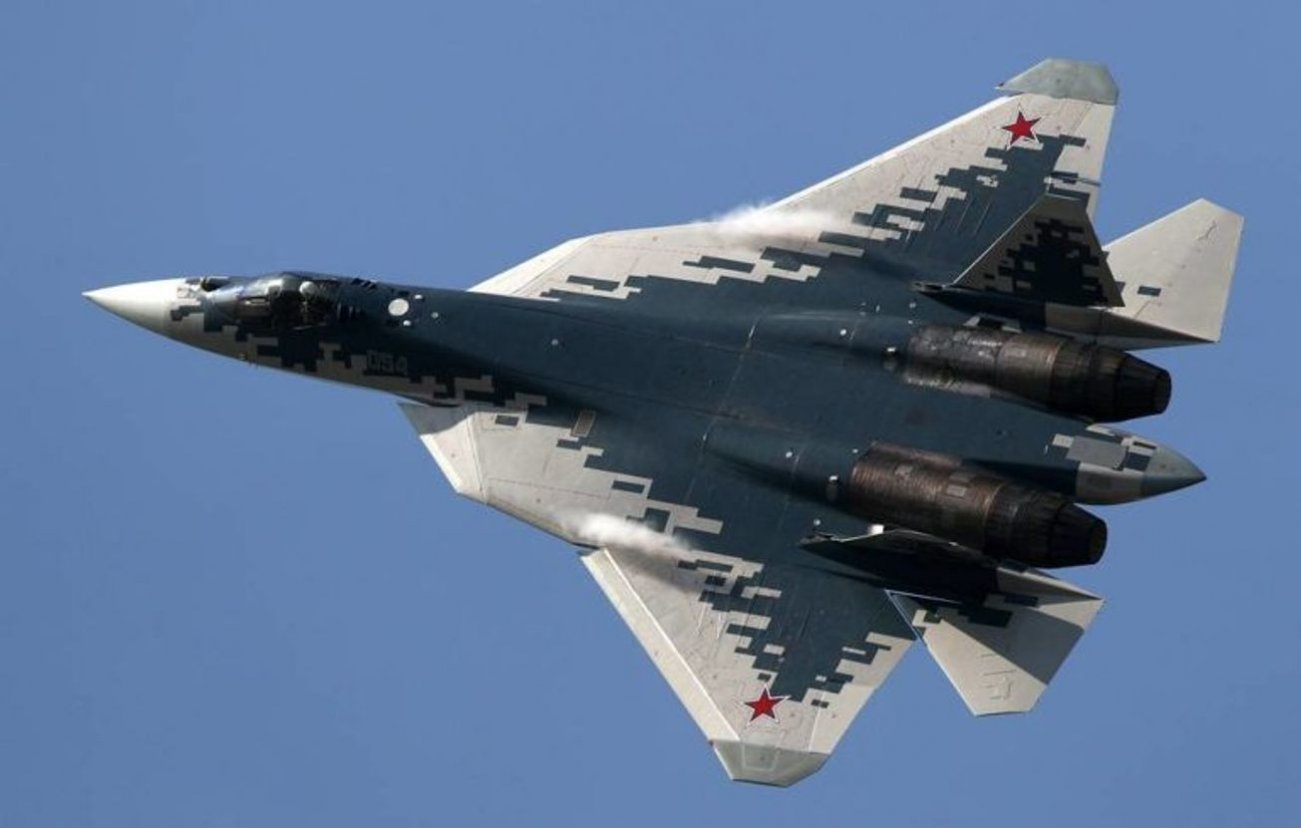 Will These Changes Dramatically Boost Russia's Su-57 Stealth Fighter?
