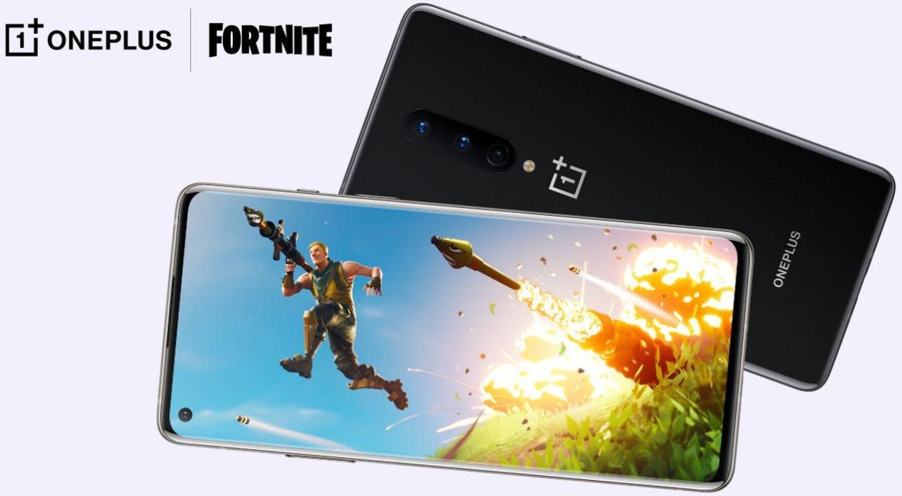 """Oneplus' 5G Phones Get """"Fortnite"""" in 90 FPS"""