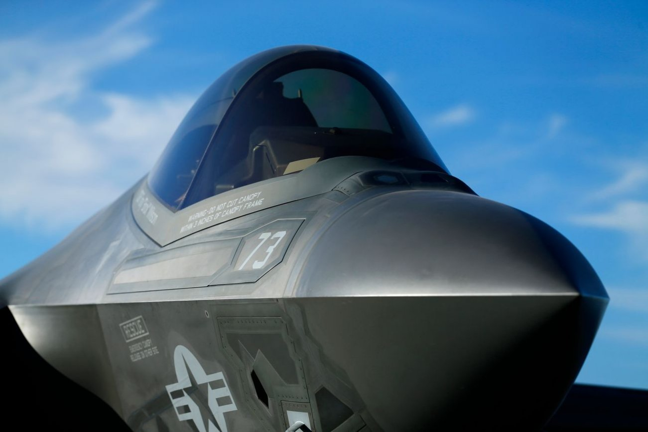 How an F-35 Factory in Texas Is Dealing With the Coronavirus