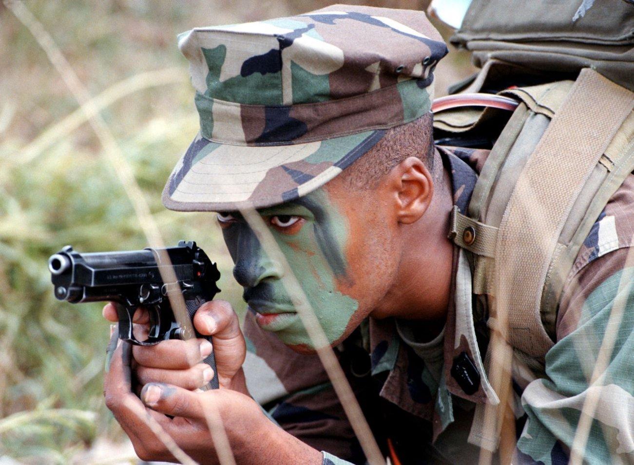 Marines to Receive Modular Handgun—First New Pistol in 35 Years