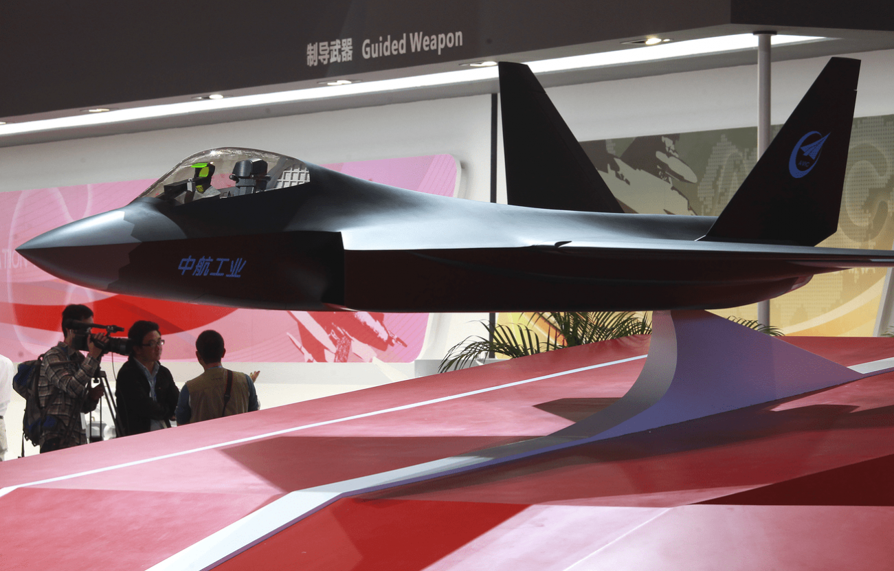 The Real Reason Why China's J-31 Stealth Fighter Looks Like the F-35