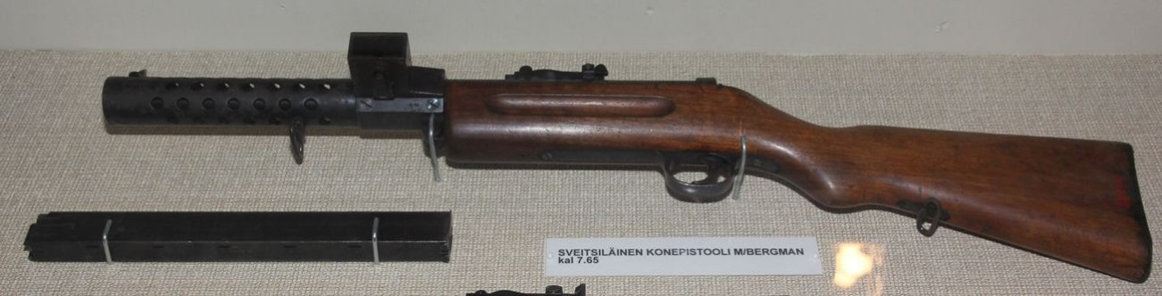 Meet Imperial Germany's MP-18: The First Submachine Gun Ever Made