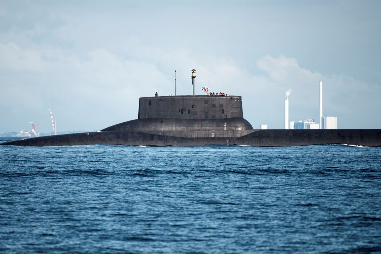 Russia's Project 955A Borei-A Class Submarine Completes Sea Trials