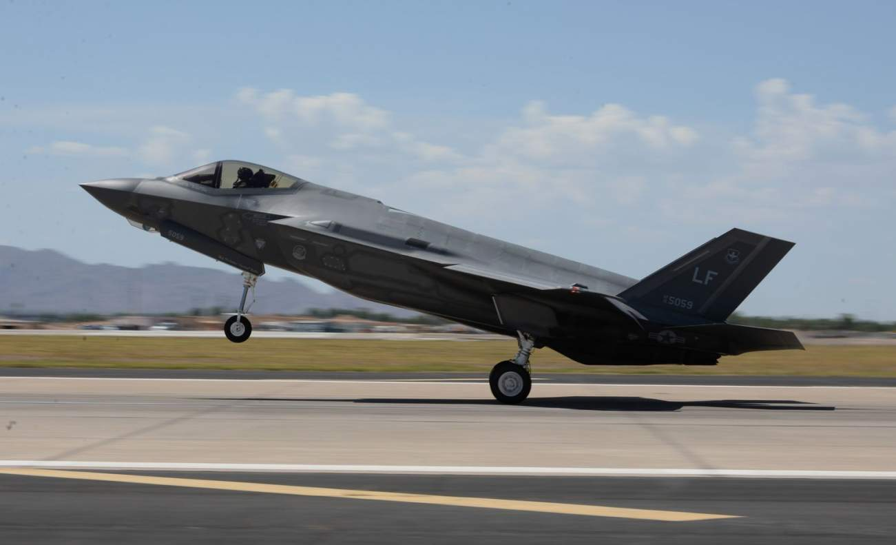Forget the F-35: China Will Fear America's 6th Generation Fighter