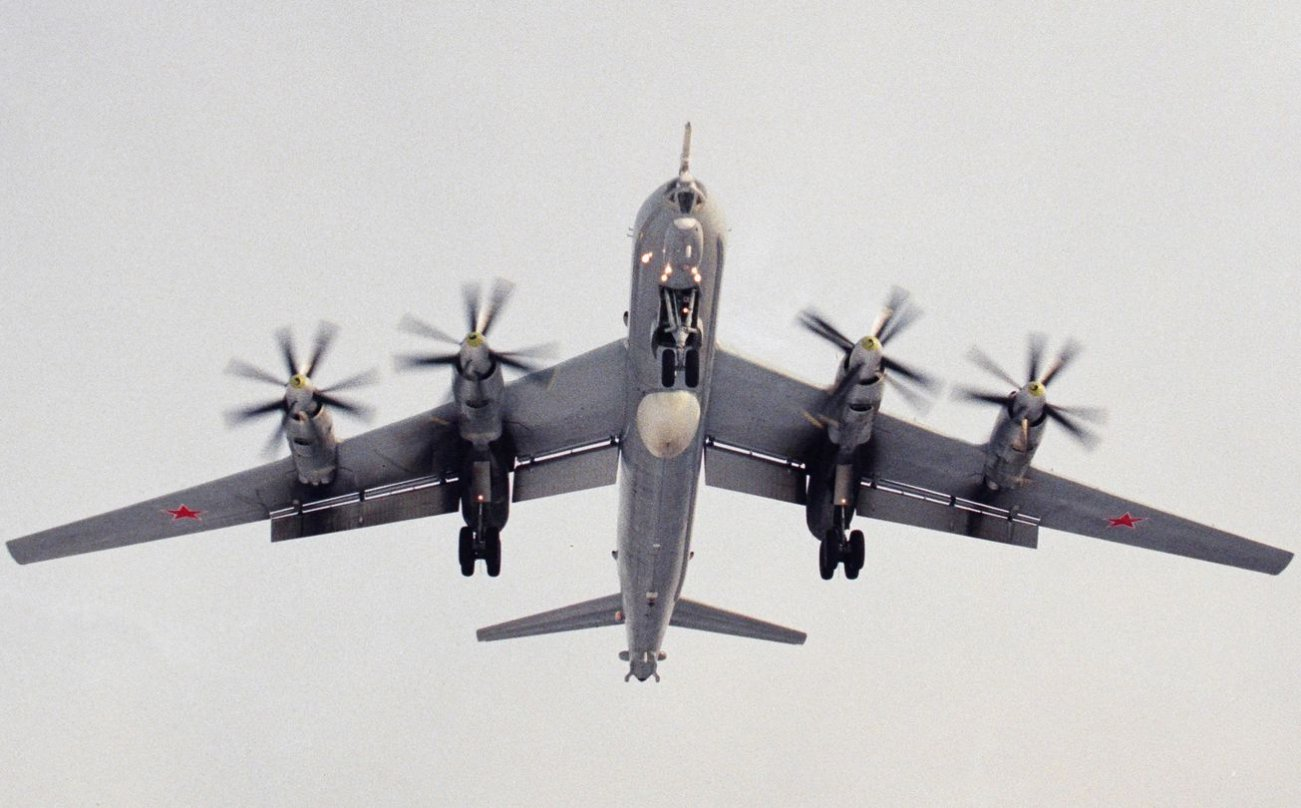 While America Is Distracted by the Coronavirus, Russian Planes Keep Testing American Air Defenses