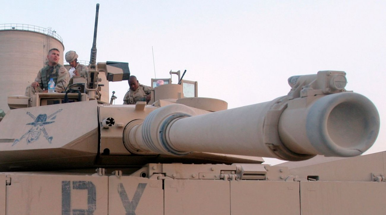 Obsolete: Are America's Iconic M1 Abrams Tanks in Danger?