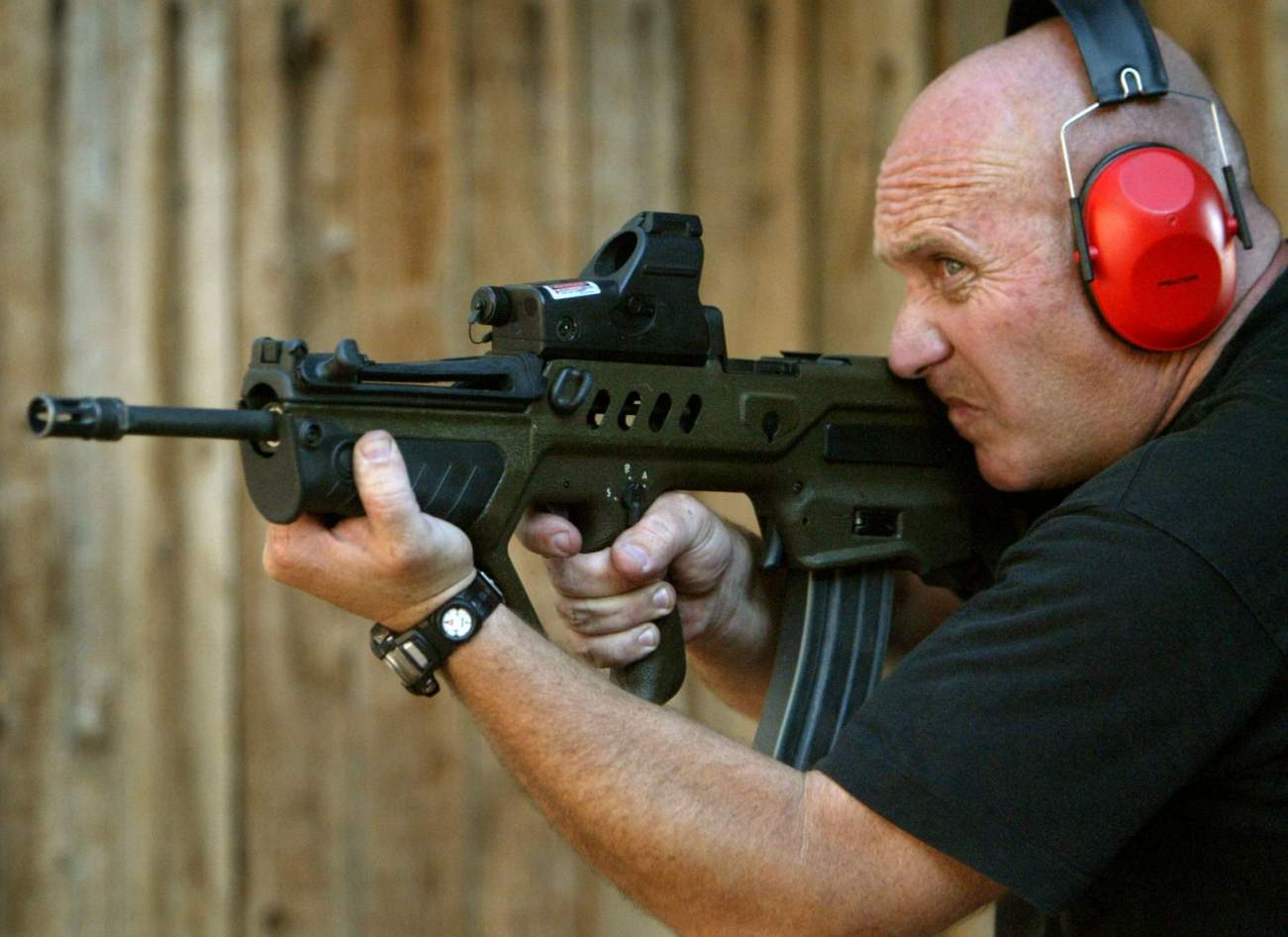 Meet the Tavor: Israel's Beast Rifle That Fires 800 Rounds a Minute