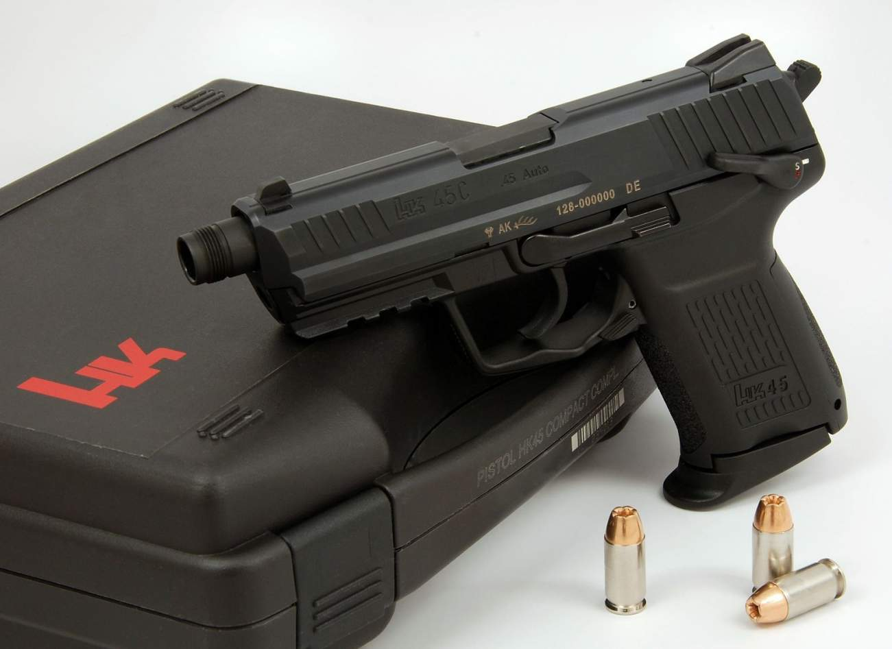 This 1 Reason Shows Why the HK45 Pistol Is One of the Finest