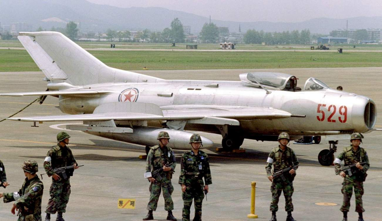Yes, North Korean Fighter Jets Did Fight America During the Vietnam War