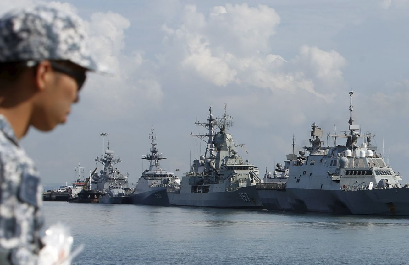 Don't Sleep on Singapore's Small but Deadly Military