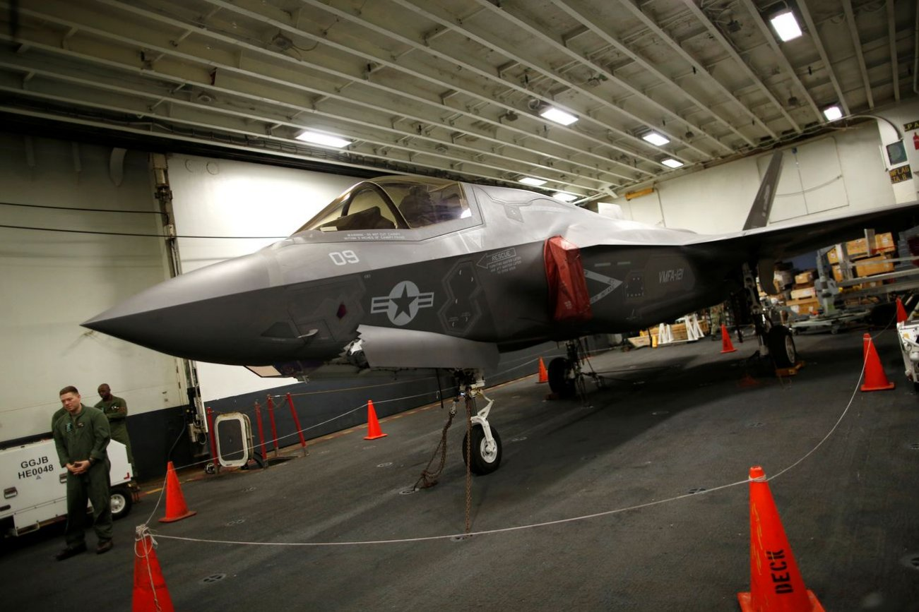 Havoc: How the F-35 Would Fight and Defeat North Korea