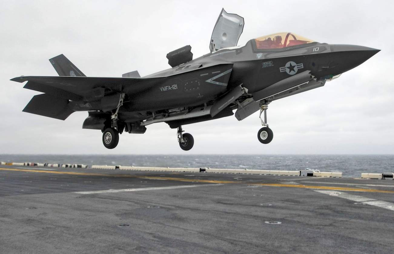 Did Iran Manage to Find a Weak Spot in the F-35's Stealth?