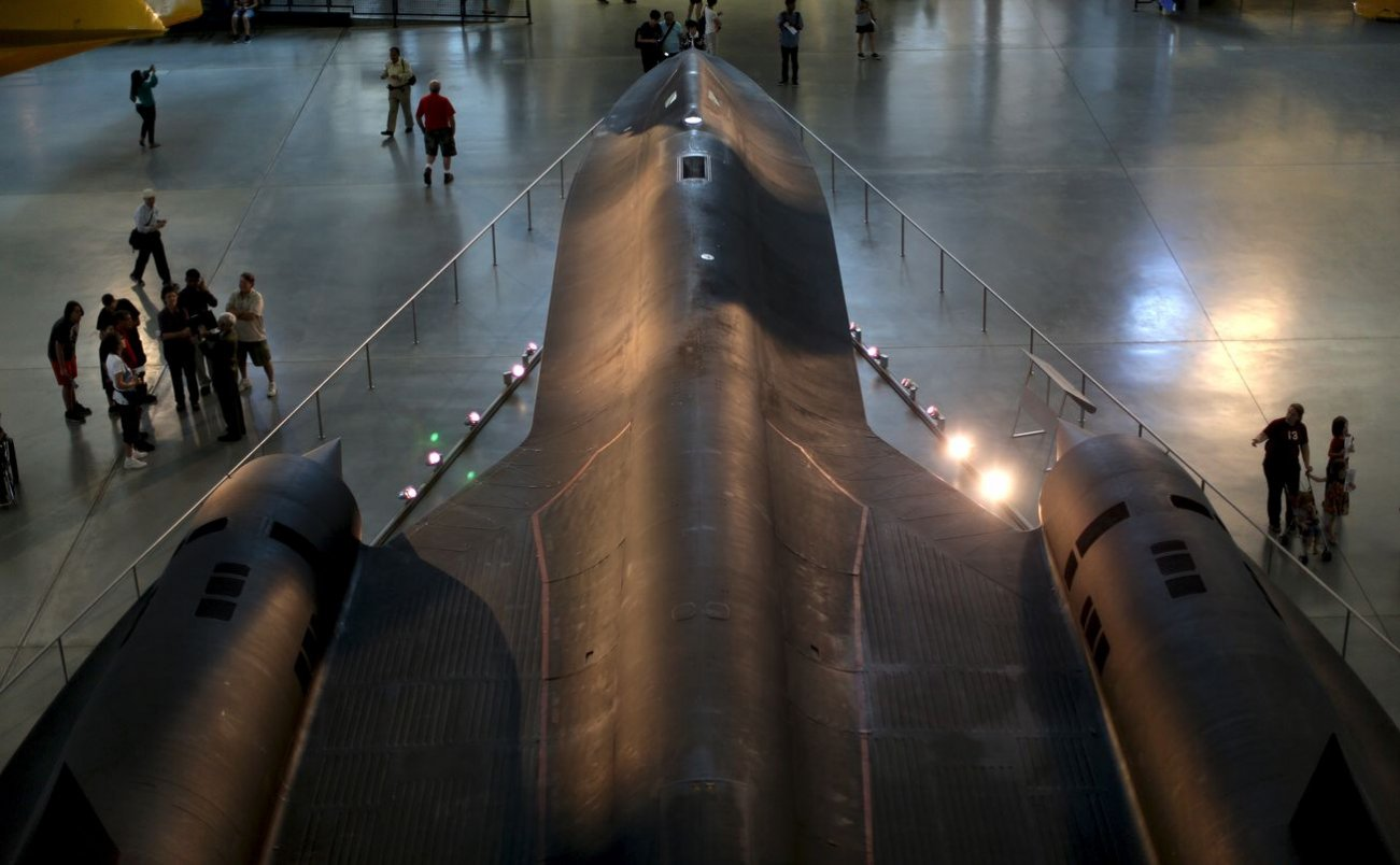 Will the Secret New Mach 5 SR-72 Plane Be Weaponized?