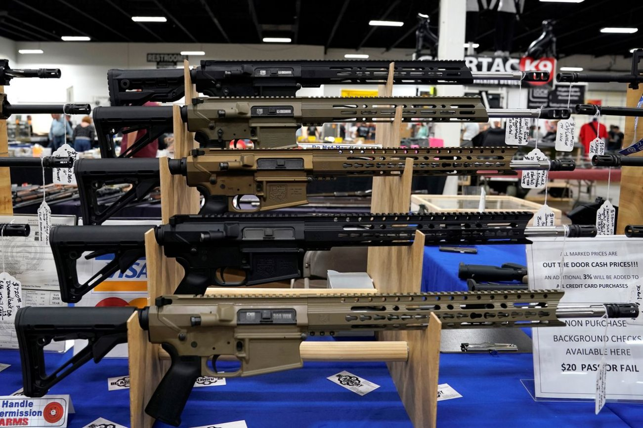 Crazy Firepower: Why the AR-500 Rifle Is so Deadly