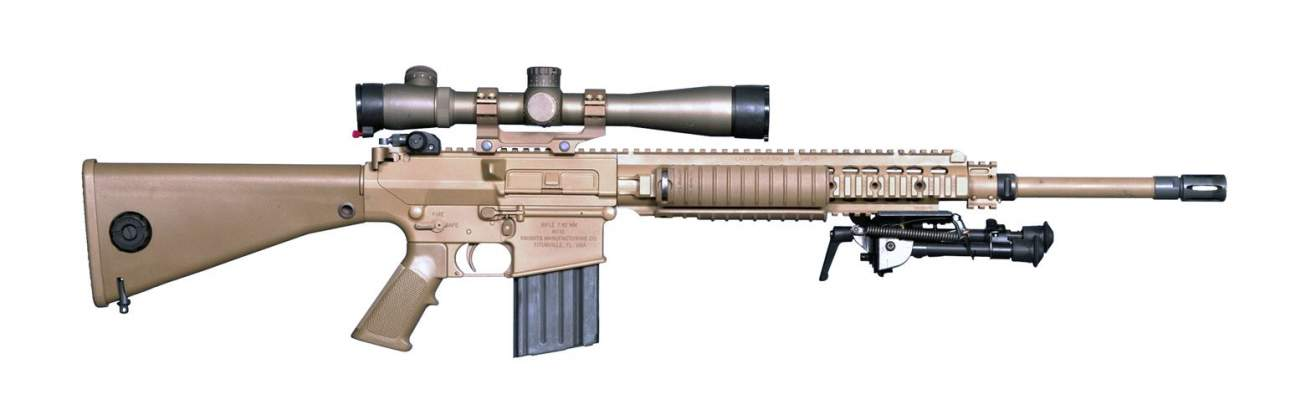 Dead at 1968 Feet: Meet the Newest Sniper Rifle for the Army