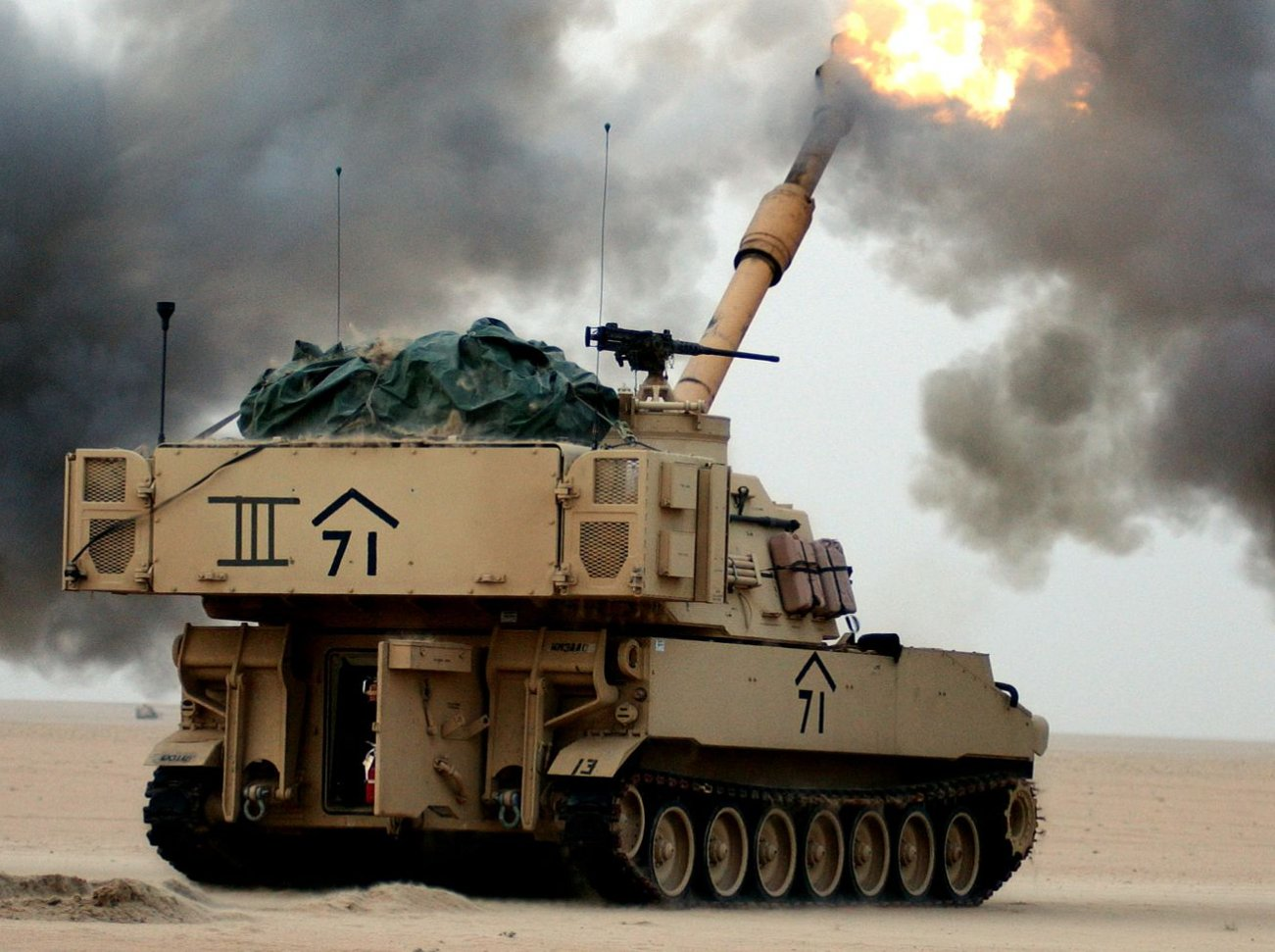 "Dead: Here's What the Army's New New Laser-Guided Excalibur ""S"" Artillery Round Can Do"