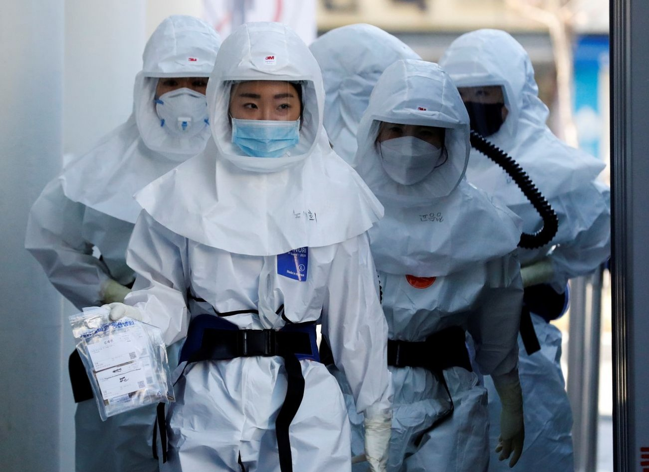 What American Can Learn From How South Korea Protects Its Doctors From the Coronavirus