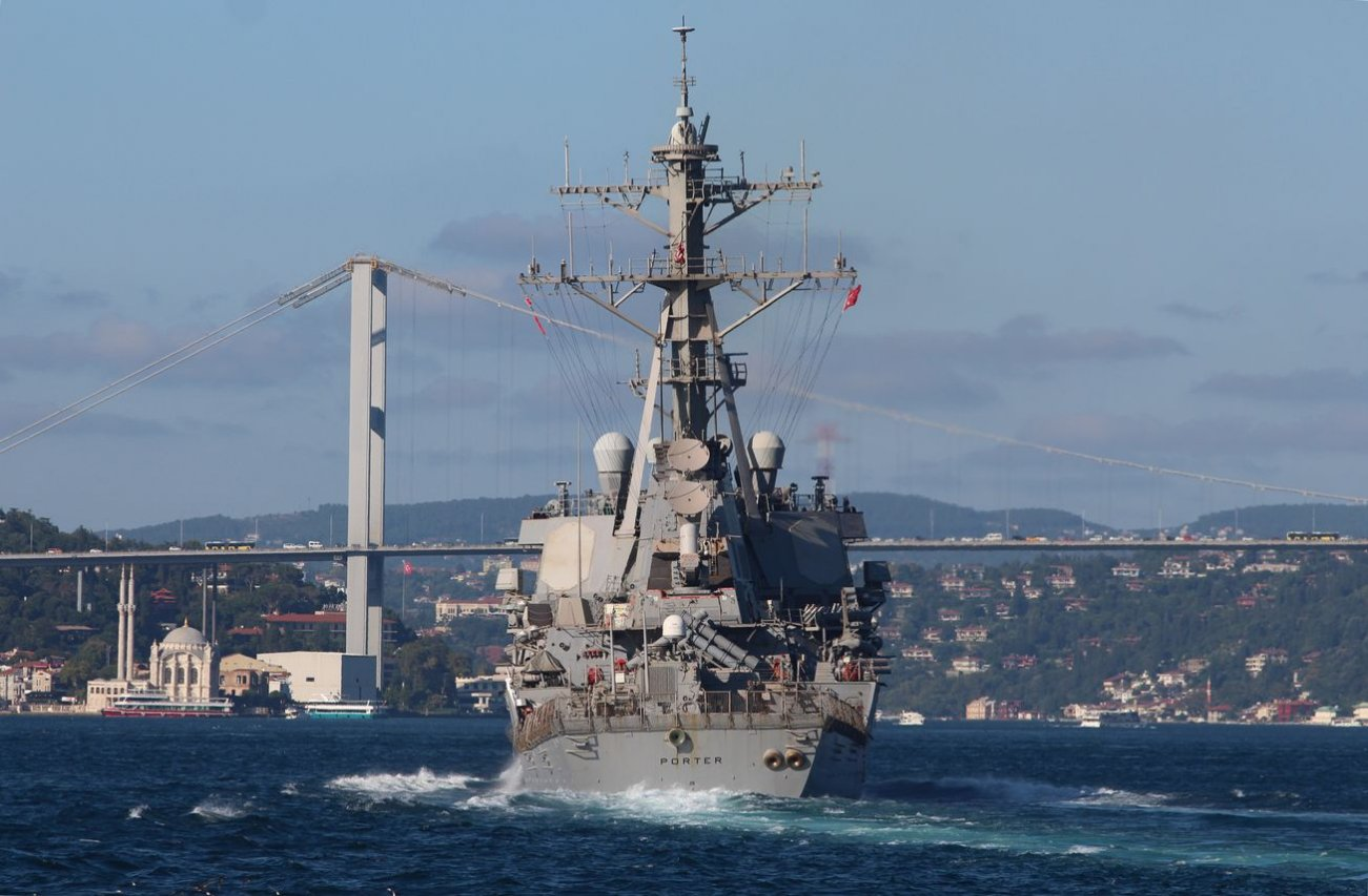 Amazing: Check out the Powerful New Radar the Navy Is Testing on Its Warships