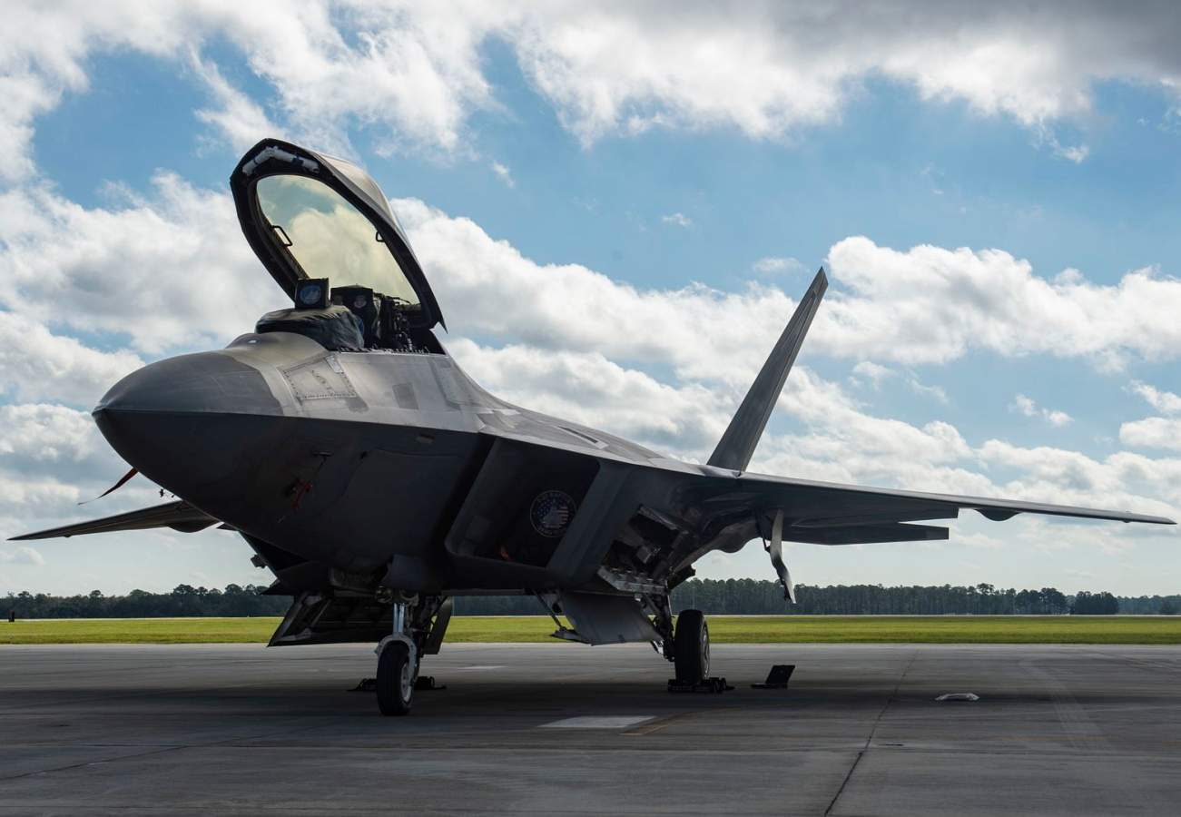 How China Stole Top Secret Information on the F-22 and F-35